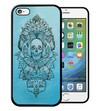 Coque iPhone et Samsung Skull Swag