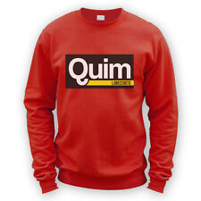 Quim Lubricants Sweater -x8 Colours- Gift Funny Mechanic Hot Rod Ratlook