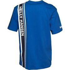 Helly Hansen Mens Original Sport T-Shirt Blue RRP 24.99£