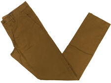 Pantalon Teddy smith Chino tabacco pant Marron 50197 - Neuf