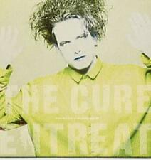 Cure Entreat UK CD album (CDLP) promo FIXCD17 FICTION 1990