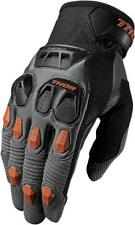 THOR DEFEND HANDSCHUHE CHARCOAL MOTO CROSS OFFROAD MX MTB ATV MOTOCROSS KTM BMX