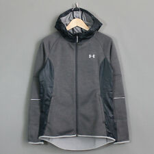 Under Armour Womens Storm Swacket Full Zip Jacket Stealth Grey