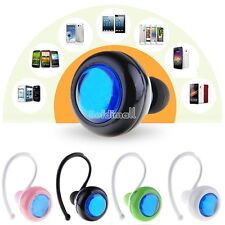 Mini Wireless Auricolare Bluetooth Vivavoce Cuffia Auricolare per iPhone SAMSUNG
