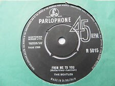 THE BEATLES ~ FROM ME TO YOU - UK PARLAPHONE 1st Issue - 1963