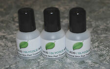 25ml Lactic Acid/Glycolic Acid Combination Skin Peel - your choice of strength%