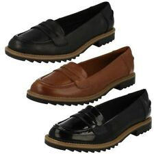 'Donna Clarks' Punta Tonda Slip-On, Loafers - Griffin Milly