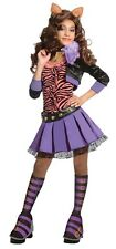 Disfraz de Clawdeen Wolf deluxe Monster High