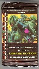 SSDC Battlelords Limited Edition Reinforcement Pack MINT