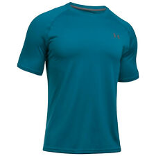 Under Armour Mens Heatgear Tech Short Sleeve T-Shirt - New Training Running 2018