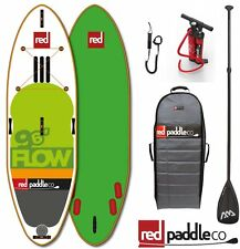 Red Paddle Co FLOW 9.6' Stand up Paddle Acqua selvaggia SUP
