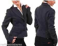 Giacca Blazer Donna SEXY WOMAN A489 Made in Italy Tg 40 42