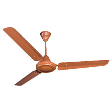 Brand New Crompton Ceiling Fan High Speed Plus Brown with Manufacturer Warranty
