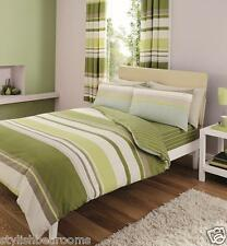 Duvet Quilt Cover with Pillowcase Quilt Bedding Set - SINGLE DOUBLE KING Size