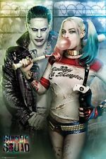 Suicide Squad Joker And Harley Quinn Poster 61x91.5cm