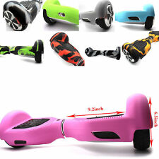 """Silicone Rubber Protective Case Cover For 6.5"""" Self Balancing Scooter Hoverboard"""