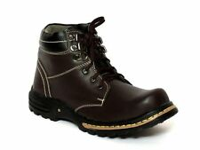 FBT Men's 5032 Brown Ankle Casual Boots