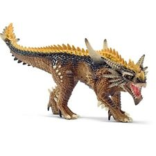 Schleich Dragon Hunter Model - The World Of Knights Kids Warrior Toy Figure