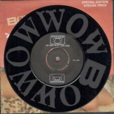 """BOW WOW WOW I Want Candy 7"""" VINYL 1 Sided Etched Special Edition (Rca238) Pic"""