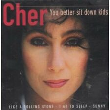 CHER You Better Sit Down Kids CD 18 Track (Se86572) Dutch Disky