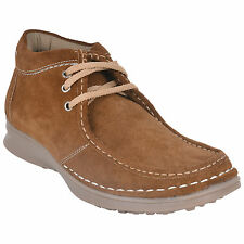 FBT Men's 15640 Brown Leather Casual Shoes