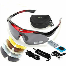 ROCKBROS Polarized Cycling Bike Bicycle Sunglasses Outdoor Sports Glasses Goggle