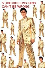 Elvis Presley 50,000,000 Elvis Fans Can't Be Wrong Maxi Poster 61 x 91,5 cm