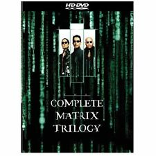 Complete Matrix Trilogy  Used
