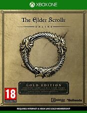 The Elder Scrolls Online: Gold Edition Microsoft Xbox One Used