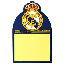 Real Madrid Small Sticky Notes - Fc Football Club Soccer Team Fans School Gift
