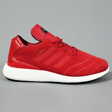 Adidas Busenitz Pure Boost Scarlet Red / White