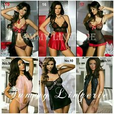 Womens Christmas Lingerie Underwear Bodystockings Sexy NewLook Ladies Gift Sets