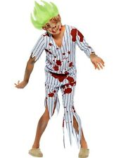 Adult Zombie Ogre Troll Mens Halloween Horror Party Fancy Dress Costume Outfit