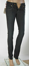 Jeans Donna Pantaloni MET  Made in Italy Woman Trousers  C703 Tg 25 veste 24