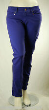 Jeans Donna Pantaloni MET Regular Fit Made in Italy Trousers C354 Tg 28