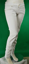 Jeans Donna Pantaloni MET Made in Italy Slim Fit Trousers C600 Tg 29