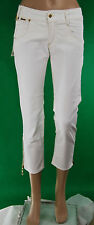 Jeans Donna Pantaloni MET Quiz/E Made in Italy Regular Fit Trousers C602 Tg 26