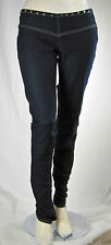 Jeans Donna Pantaloni MET Made in Italy Regular Fit C470 Tg 28