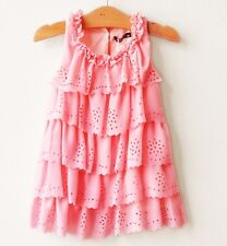 Pretty Designer BNWT Girls/Toddlers Summer Tiered style Party Dress