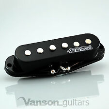 1 x NEW Wilkinson Vintage 60's Single Coil Pickups for Strat®* BLACK MWVS