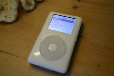 Apple iPod Classic/Photo 4th Generation 20GB White New Battery! 4