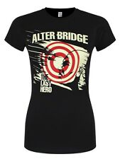 Alter Bridge The last Hero Women's Black T-shirt