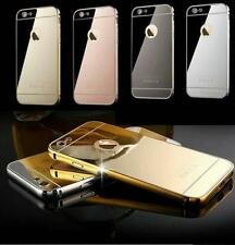 LUXURY PREMIUM QUALITY PC MIRROR BACK COVER FOR APPLE IPHONE6 / 6s 4.7""