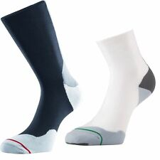 1000 Mile Athletic Fusion Hommes Sport Performance Crew Chaussettes