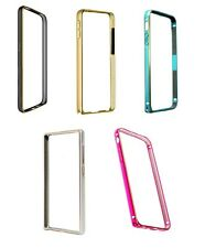 Luxury Thin Metal aluminum Alloy Bumper Frame Case Cover for Apple iPhone 5 5S