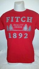 Abercrombie and Fitch T-Shirt RED