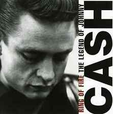 Ring Of Fire: The Legend Of Johnny Cash, Johnny Cash, Good Condition CD