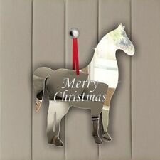 Personalised Horse Christmas Tree Decoration Ornament * Gift * Stocking filler