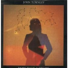 JOHN TOWNLEY More Than A Dream LP VINYL 10 Track With Inner (Emc3371) UK Emi