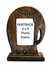 Fairtrade Namaste Elephant Picture Frames and Gifts. NEW